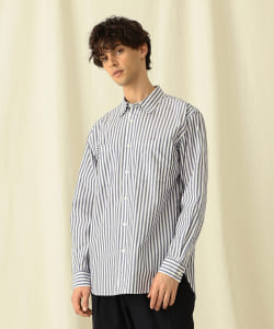 Pilgrim Surf+Supply / Payne Stripe Work Shirt