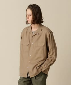 Pilgrim Surf+Supply / Patch Camp Collar Shirt