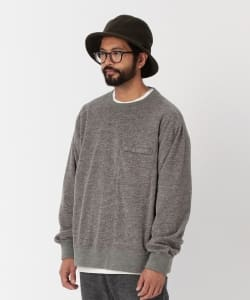 Pilgrim Surf+Supply / DOUGLAS Fleece Pocket Crew