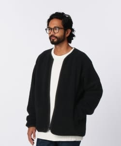 Pilgrim Surf+Supply / ROBBIE Wool Fleece Zip Jacket