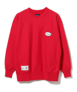 【期間限定販売】DESCENDANT / Crew Neck Sweat