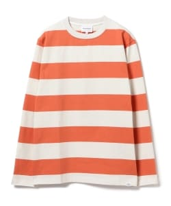 【7/12~再値下げ】NORSE PROJECTS / Wide Stripe L/S Tee