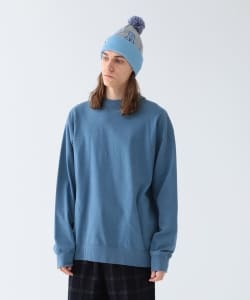 Pilgrim Surf+Supply / ALBY BRUSHED JERSEY MOCKNECK