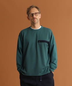 Pilgrim Surf+Supply / Eli Chest Zip Crew
