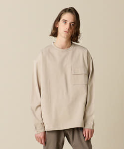 Pilgrim Surf+Supply / Kanjiro Long Sleeve Pocket Tee