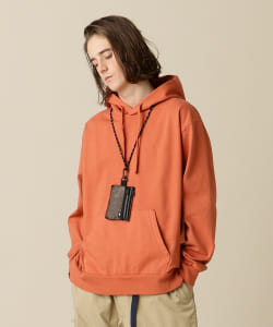 <MEN>Pilgrim Surf+Supply / Yasu Botanical Dye Hoodie