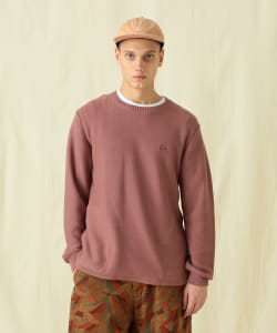 【予約】Pilgrim Surf+Supply / Onshore Crew Neck Sweater