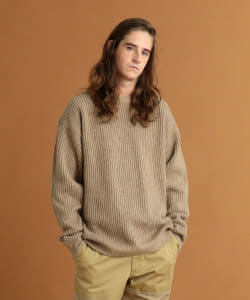 Pilgrim Surf+Supply / Adrien Crew Neck Sweater