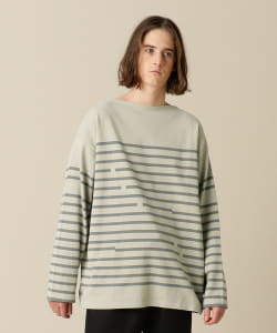 <MEN>Pilgrim Surf+Supply / Lesley Disrupted Stripe Shirt