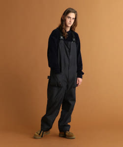 snow peak × Pilgrim Surf+Supply / FR Camping Deck Overalls
