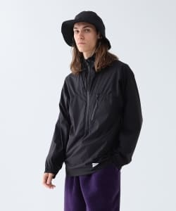 Pilgrim Surf+Supply / Brask Nylon Popover Anorak