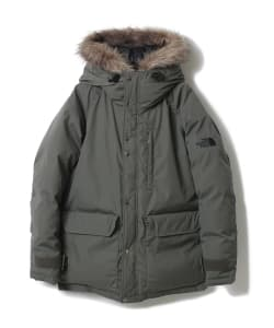 <MEN>THE NORTH FACE PURPLE LABEL for Pilgrim Surf+Supply / 65/35 SEROW DOWN JACKET