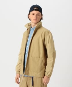 【タイムセール対象品】Pilgrim Surf+Supply / MASON Cotton and Nylon Blend Work Jacket