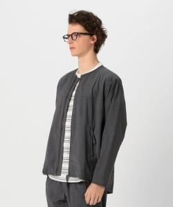 【タイムセール対象品】Pilgrim Surf+Supply / GEORGE Stretch Tropical Wool Shell Jacket