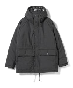 Pilgrim Surf+Supply / Roethke Wool Ripstop Down Jacket