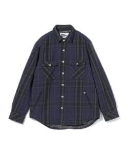 【タイムセール対象品】nonnative for Pilgrim Surf+Supply / Worker Puff Shirt Jacket