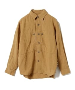 NOYKU / Linen Work Shirt