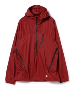 【カラー限定セール】Pilgrim Surf+Supply / Nylon PullOver Parka