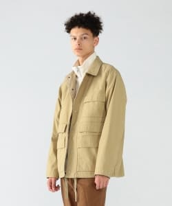 【予約】Pilgrim Surf+Supply / MILT HUNTING JACKET