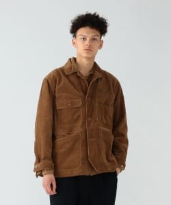 Pilgrim Surf+Supply / Wilcox Cord Work Jacket