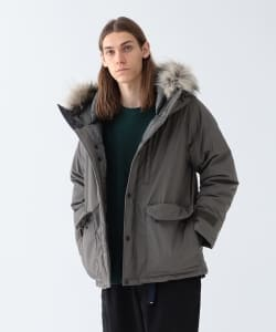 <MEN>THE NORTH FACE PURPLE LABEL for Pilgrim Surf+Supply / 65/35 SEROW DOWN JACKET FW19