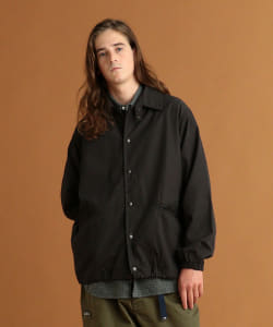 BROWN by 2-tacs for Pilgrim Surf+Supply / Coach Jacket
