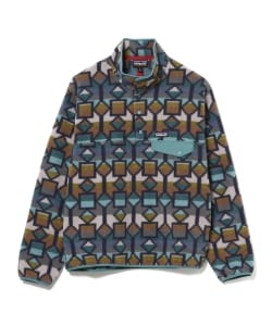 Patagonia / Lightweight Synchilla Snap T Fleece Pullover
