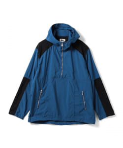 Pilgrim Surf+Supply / Arlo 2-tone Nylon  Cycling Parka