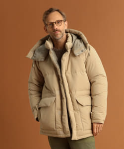 <MEN>Pilgrim Surf+Supply / Donaldson Down Jacket