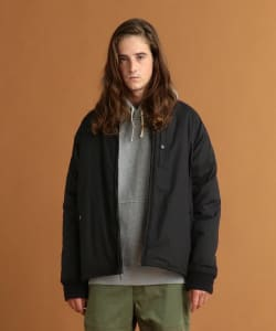 Pilgrim Surf+Supply / Whitaker Reversible Skyliner Jacket