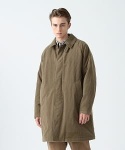 【予約】Pilgrim Surf+Supply / Cal Balmacaan Coat