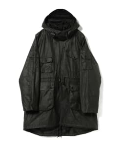 Engineered Garments × Barbour / Cowan Wax