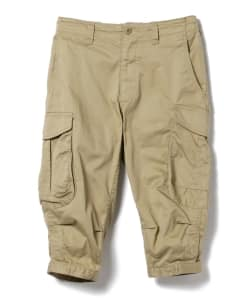 NOYKU / Cropped 6Pocket Pants