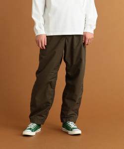 <MEN>THE NORTH FACE PURPLE LABEL for Pilgrim Surf+Supply / Shirred Pant◇