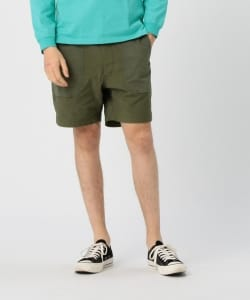 Pilgrim Surf+Supply / MATUNUCK Cotton and Nylon Blend Shorts