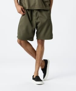 ENGINEERED GARMENTS × Pilgrim Surf+Supply / Bike Shorts