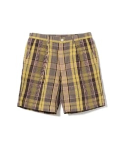 【アウトレット】Pilgrim Surf+Supply / London Pleated Madras Short