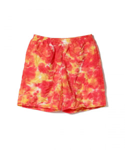 CAL O LINE × Pilgrim Surf+Supply / TIEDYE SHORT