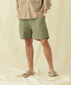 【予約】Pilgrim Surf+Supply / Eli Baker Short