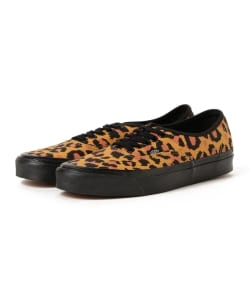 VANS / Authentic 44 DX Leopard