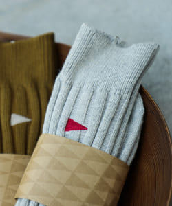Pilgrim Surf+Supply / Pennant Crew Socks