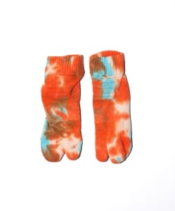 tapeth-projects / Tiedye Socks