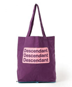 【期間限定販売】DESCENDANT / Packable Bag