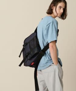 ENGINEERED GARMENTS x Manhattan Portage for Pilgrim Surf+Supply / Messenger Bag