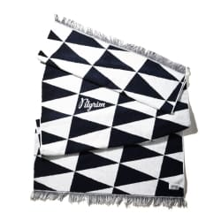 CAL O LINE × Pilgrim Surf+Supply / Pennant Towel▲