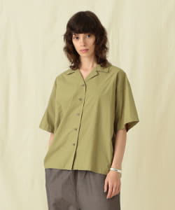 Pilgrim Surf+Supply / Allana Boxy Camp Shirt