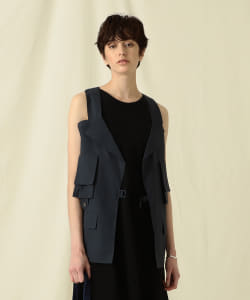 SONIA CARRASCO / Pocket Vest