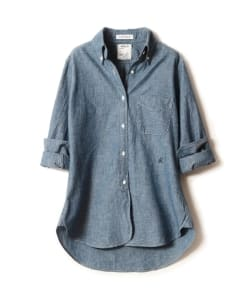 MADISONBLUE × Pilgrim Surf+Supply / 別注 Chambray Onewash