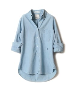 MADISONBLUE × Pilgrim Surf+Supply / 別注 Chambray Vintagewash