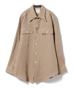 MADISONBLUE / HAMPTON Linen Shirt